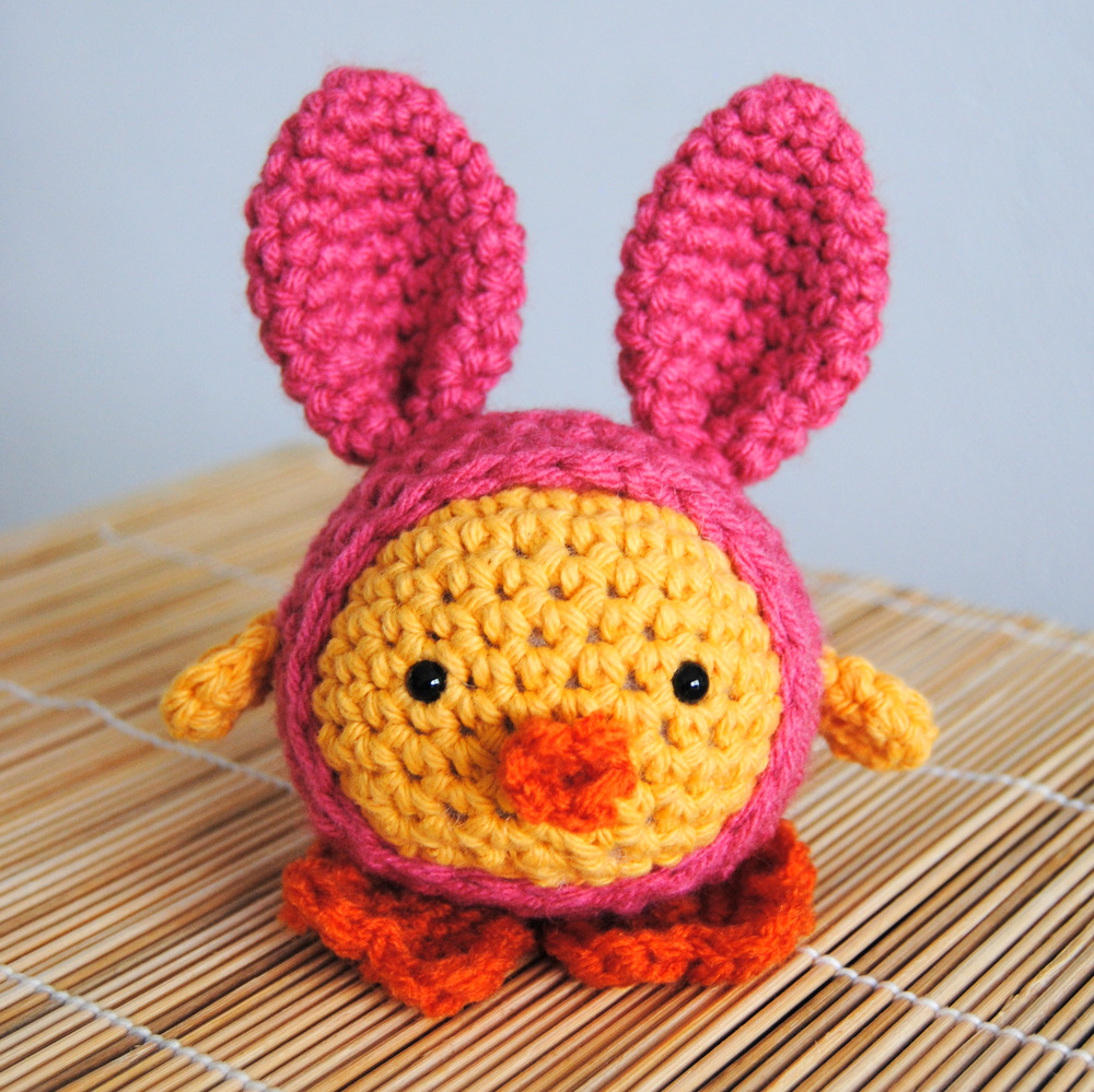 easter chick pattern - photo #17