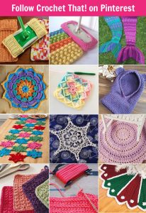 Follow Crochet That on Pinterest