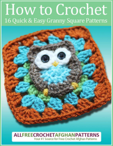 Free Easy Granny Square Patterns