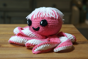 How to Crochet an Amigurumi Octopus Toy