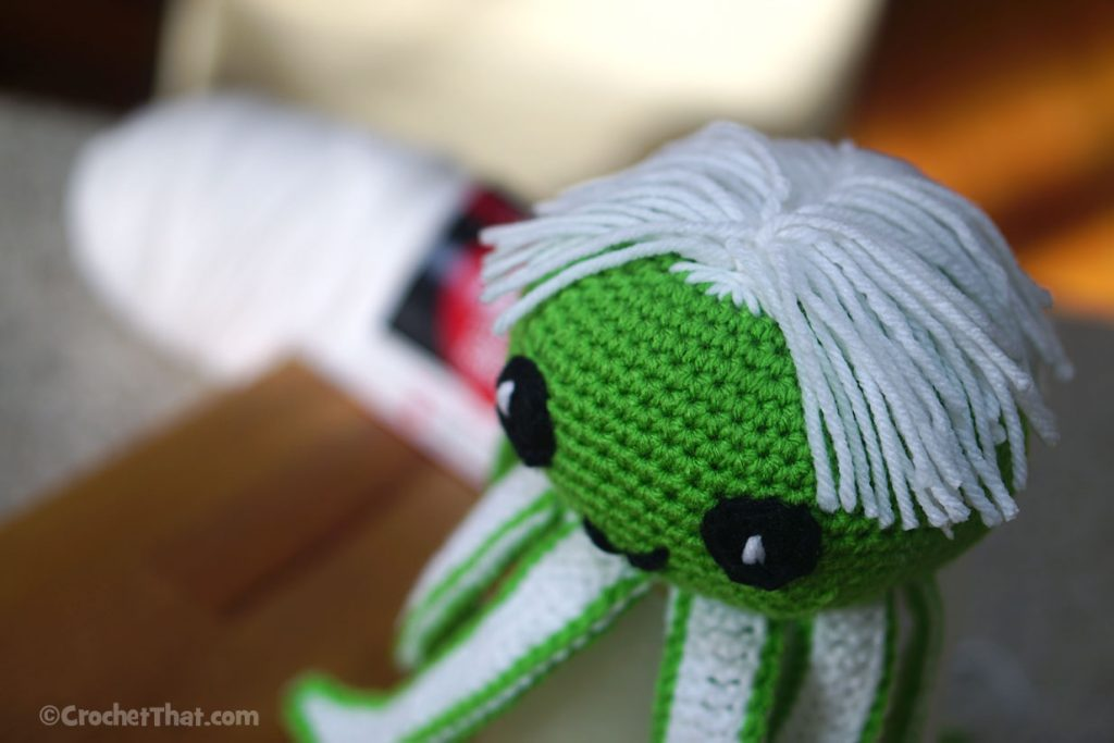 Amigurumi Ollie the Octopus Crochet Pattern