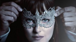 Make a Fifty Shades of Grey Crochet Mask