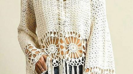 Coachella Fashion Wardrobe Crochet Top