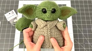 Free Baby Yoda Amigurumi Crochet Patterns